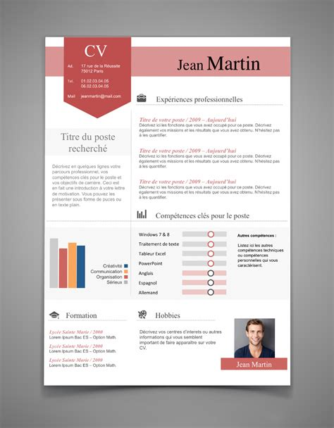 Meilleur Exemple De Cv by Exemple De Cv Design Cv 28 Maxi Cv Cv Sympathiques