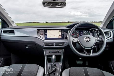 india bound volkswagen  cross interior teased