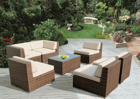 beautiful outdoor patio wicker furniture balcony set new
