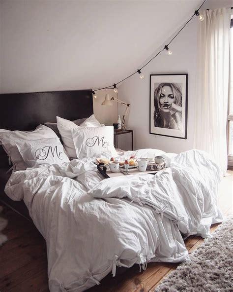 Lichterkette Im Schlafzimmer by Leinen Bettw 228 Sche Marita Coollege Schlafzimmer