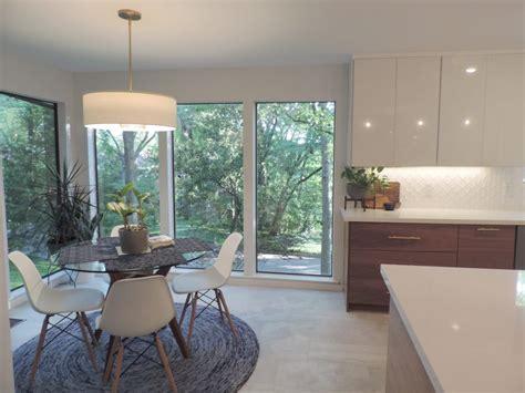 This Mid Century Modern Ikea Kitchen Will Take Your Breath