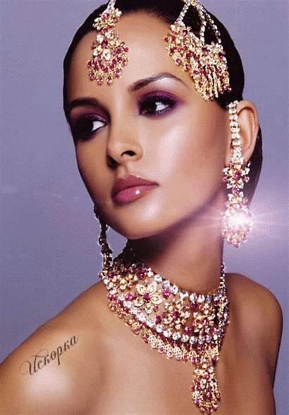 Exotic Beauty Gifs Face Fair Asian India