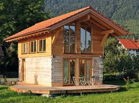 Feststehende Tiny Häuser by New Style Of Scandinavian Mountain Cottage Timber Trails