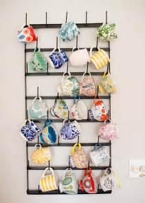 How To Organize A Lazy Susan Cabinet by 21 Diy Coffee Racks To Organize Your Morning Cup Of Joe