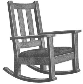 woodwork build a rocking chair plans pdf plans