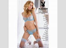 Playboy Lingerie 2016 Wall Calendar Calendar Club