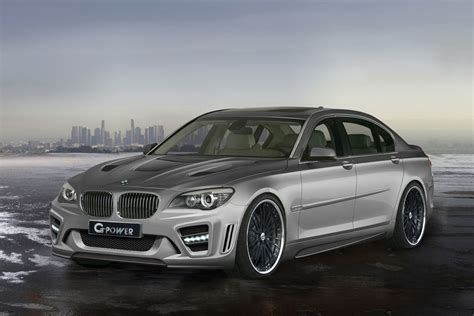 Bmw 760i And 760 Il Become Gpower Storm Autoevolution