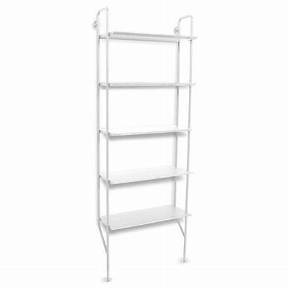 Bookcase Shelves Hitch Arealifestyle Ladder Wood