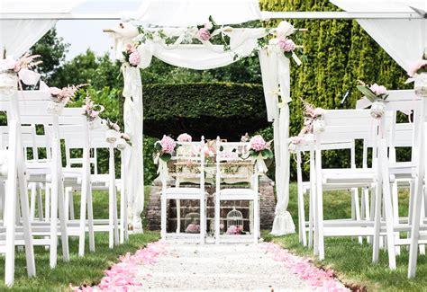 Garten Trauung by Hochzeitsdekoration Trauung Ebenfalls Perfekt Dekoration