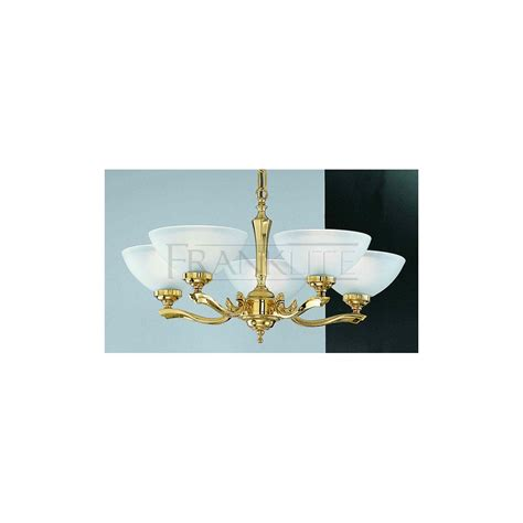 co1415 380 5 light chandelier with satin glass