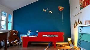 Chambre Garçon 3 Ans : id es d co pour une chambre de petit gar on hellocoton ~ Teatrodelosmanantiales.com Idées de Décoration