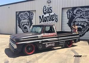 Gas Monkey Garage  U0026 39 65 Chevy C10 Pikes Peak Pace Truck On