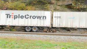 ALTOONA, PA - OCTOBER 3: A Norfolk Southern Freight Train ...