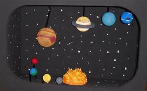 Talking Solar System Diorama - Pics about space