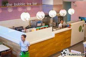 bubble tea shop bar counter setup - Google Search | For ...