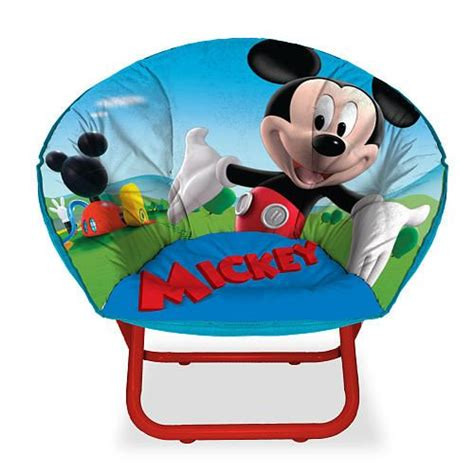 mickey mouse mini saucer chair