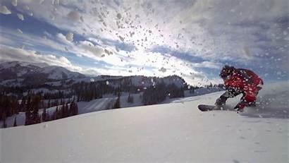 Snowboarding Bull Wallpapers Winter Flight Snow Desktop