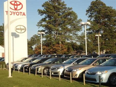 Florence Toyota by Florence Toyota Car Dealership In Florence Sc 29501 4024