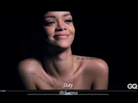 Rihannastay Ft Mickyy Ekko Lyrics Letra En Español Youtube
