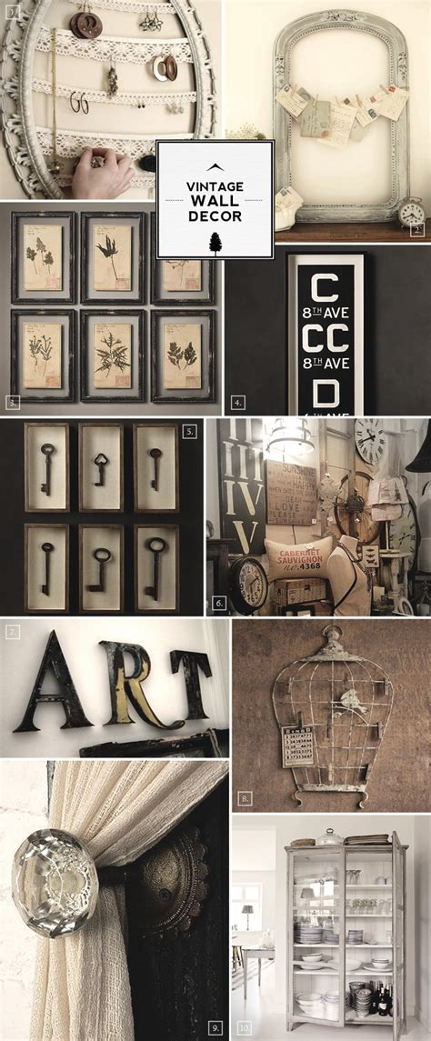 vintage wall decor vintage wall decor ideas from bird cages to designing
