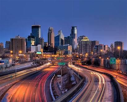 Minneapolis Minnesota Somali Skyline Mn Cities Twin