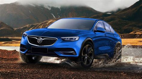 Nouveau Buick 2020 by Buick Enspire Concept Envisioned As Production Model