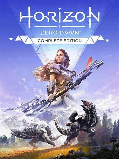 Horizon Dawn Zero Complete Edition Earth Ours