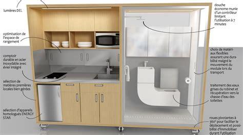 mini cuisine compacte une mini cuisine salle de bains compacte remporte un prix d 39 innovation nouvelle écohabitation