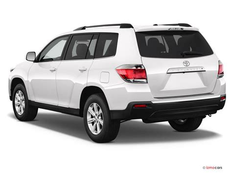 2012 Toyota Highlander Prices, Reviews And Pictures