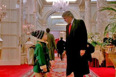 trump donald cameo movies 20th century he fox his properties requires cameos hellogiggles apparently shot