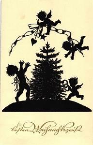 Scherenschnitt Weihnachten Vorlagen Kostenlos : weihnachten scherenschnitt ak engel 1935 ~ Yasmunasinghe.com Haus und Dekorationen
