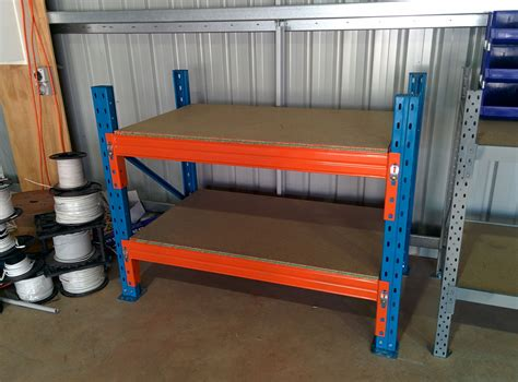 pallet racking workstation workbenches pallet rack