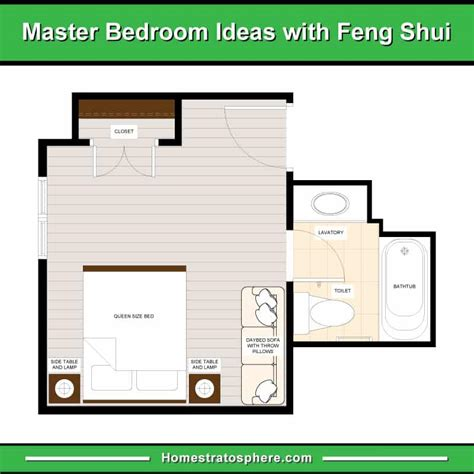 Master Bedroom Feng Shui Location by Feng Shui Bedroom Ideas Stylish Home Design