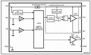 L6498 - High Voltage High And Low-side 2 A Gate Driver