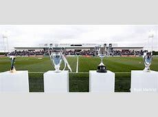 Los cuatro títulos de un 2014 inolvidable Real Madrid CF