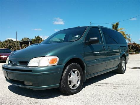 Oldsmobile Green 1998 With Pictures
