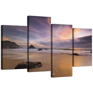 4 Canvas Prints Display