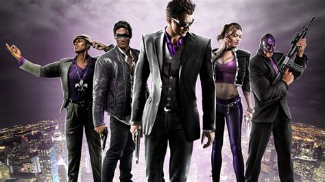 Saints Row 4 Hd Wallpapers Walls720