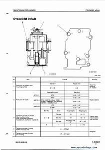 Komatsu Diesel Engine 6d125 Series Shop Manual Download