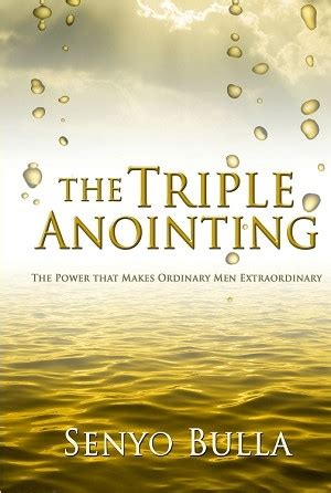 triple anointing
