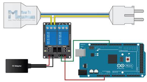 description about arduino relay arduino stack exchange