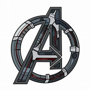 Avengers: Age of Ultron Simplistic Logo by esmasrico on ...
