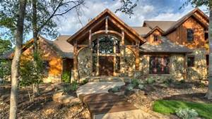 Mountain Lodge Style Home Exterior Log Cabin Style Modular