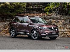 2017 Renault Koleos diesel review video PerformanceDrive