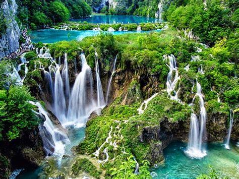 Bensozia Todays Place To Daydream About Plitvice Lakes
