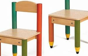 Sedie per i bambini allegre, simpatiche e colorate