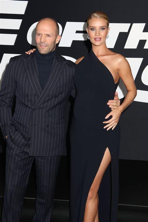 Jason Statham and Rosie Huntington-Whiteley Photo - 17 ...