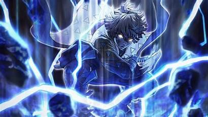 Slayer Zenitsu Demon Anime Agatsuma Lightning 4k