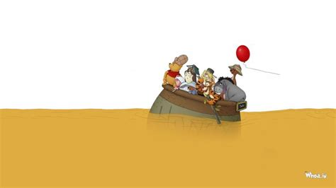 Animated Winnie The Pooh Wallpaper - winnie the pooh all character animated wallpaper
