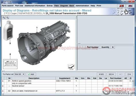 Bmw Parts Bmw Auto Parts Online Cataloghtml  Autos Weblog